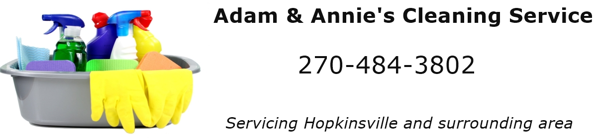 Adam and Annie's Cleaning Service